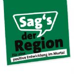 Logo Sag´s der Region!