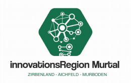 Logo innovationsRegion Murtal